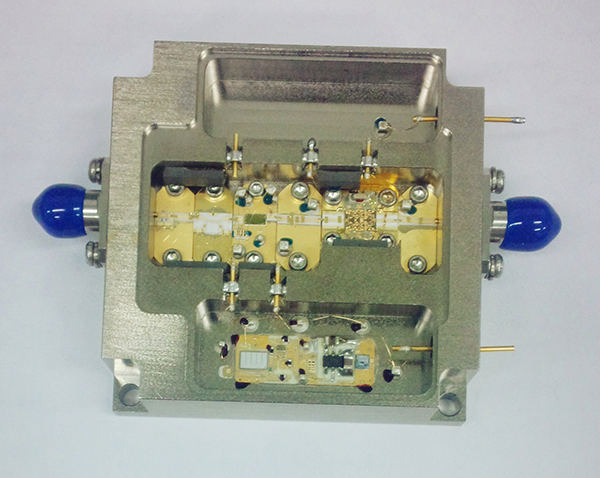 New products: 6-18GHz full band 10W Power Amplifier